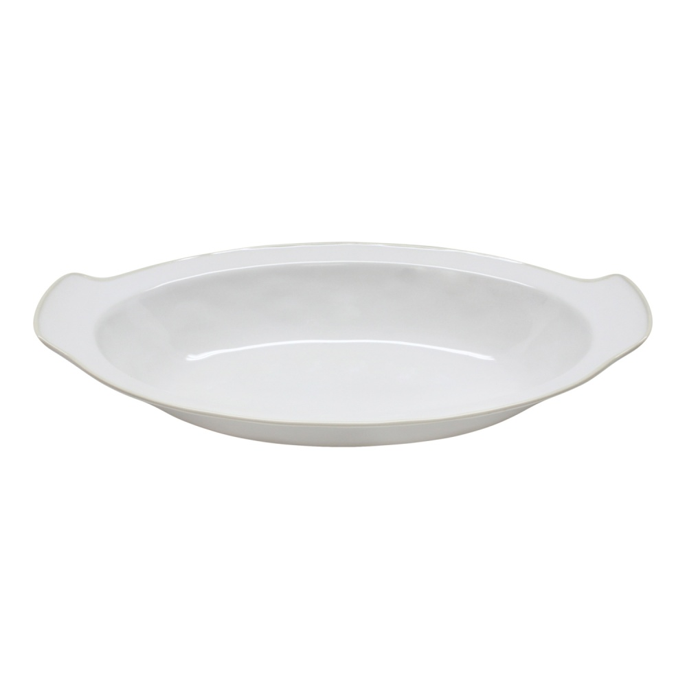 "ASTORIA 16 1/4"" OVAL GRATIN"