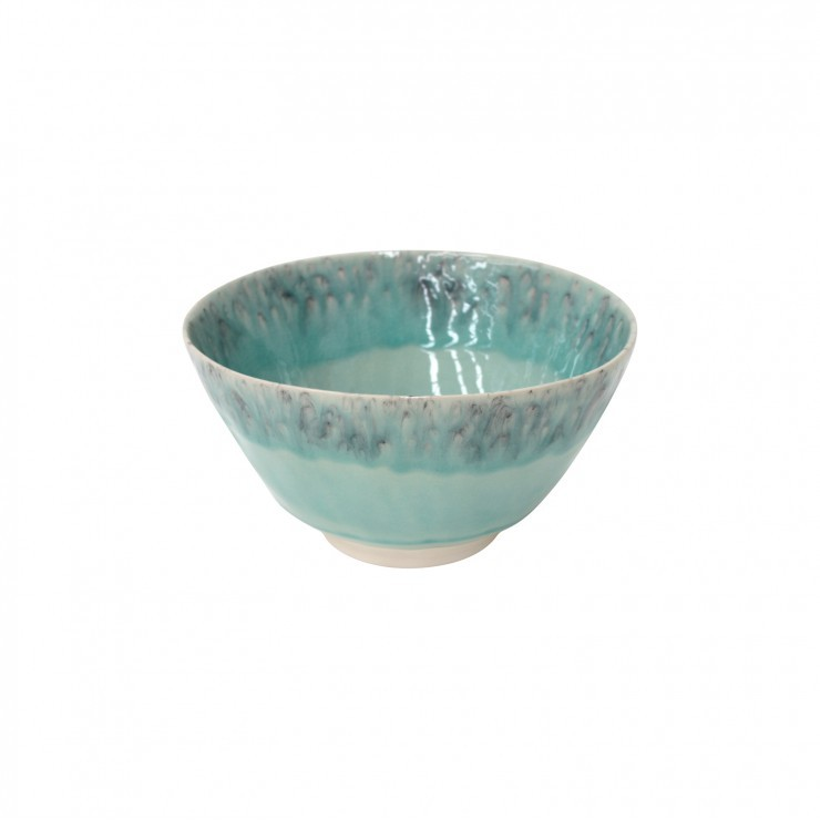 "SERVING BOWL 9"" MADEIRA"