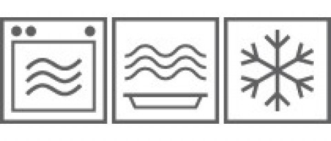 Horno, microondas y congelador