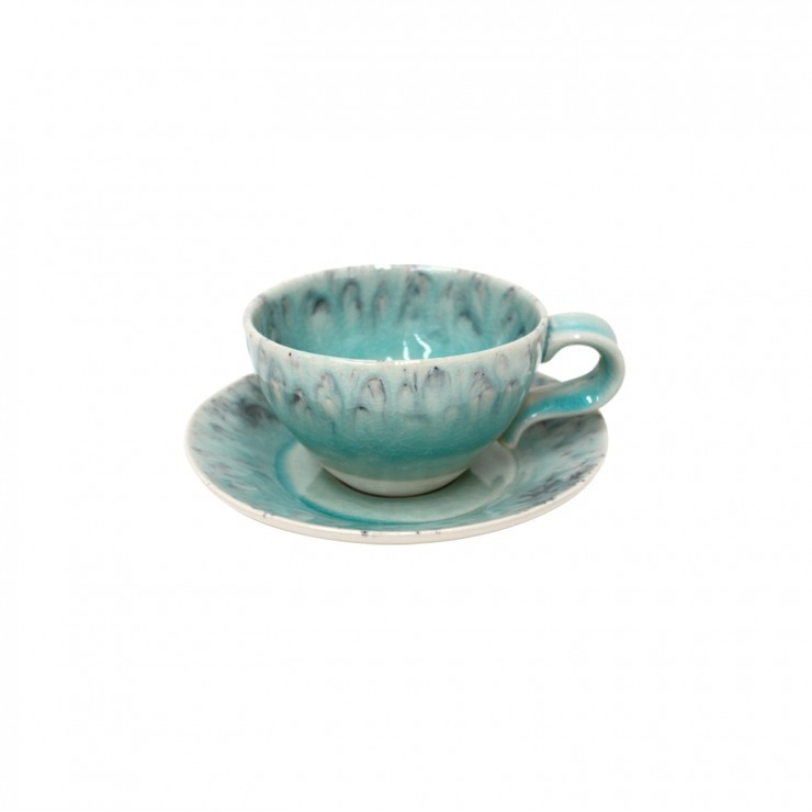 TEA CUP AND SAUCER 8 OZ. MADEIRA