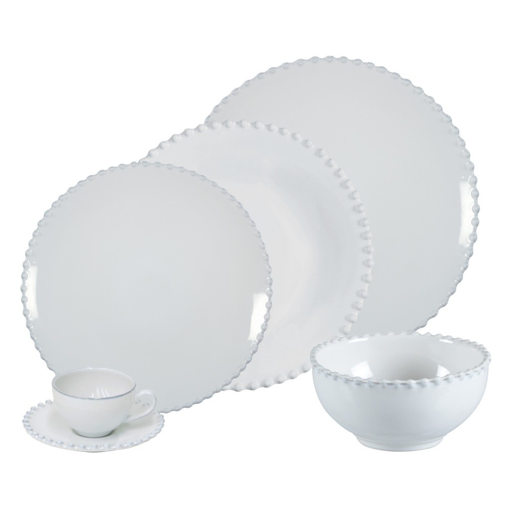 PEARL 36-PIECE DINNERWARE SET