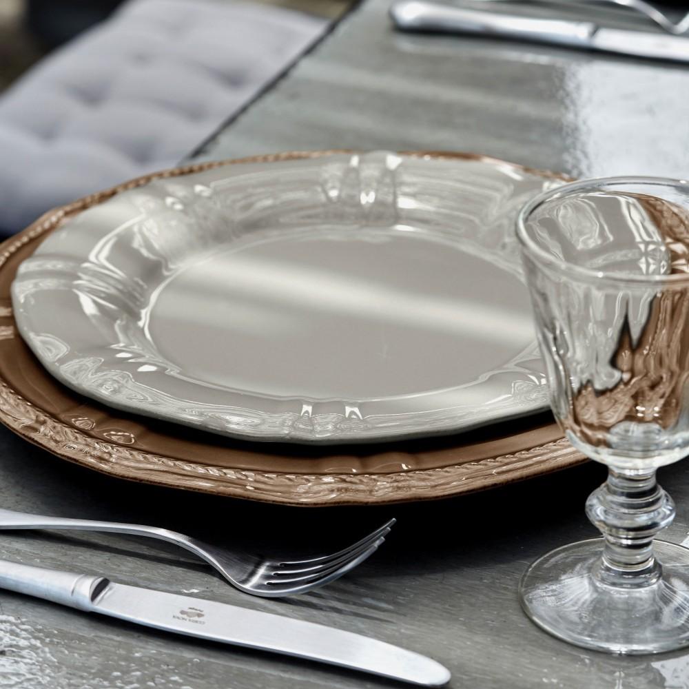 VILLAGE DINNER PLATE