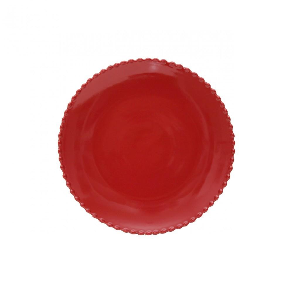 PEARL RUBI DINNER PLATE