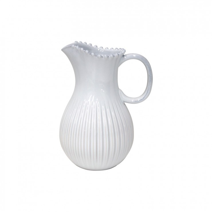 PITCHER 87 OZ. PEARL