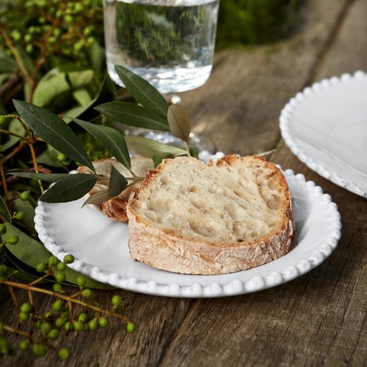 PEARL BREAD PLATE