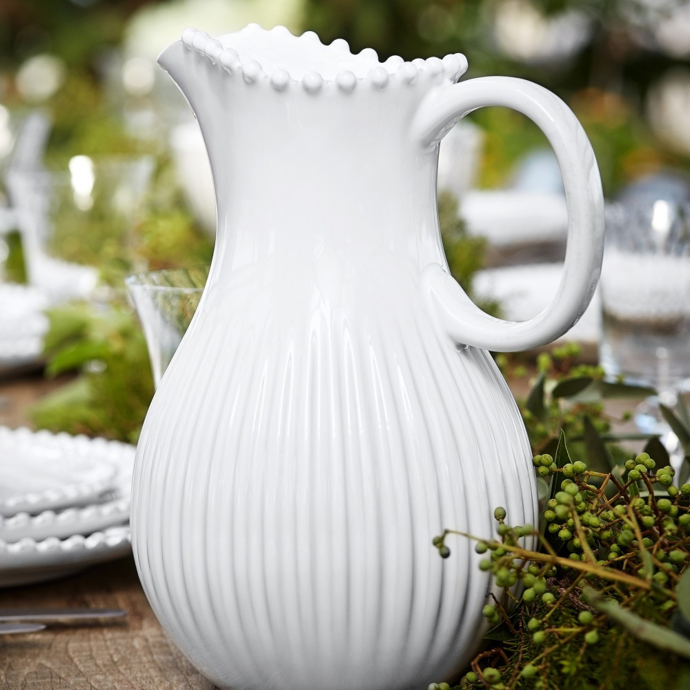 PEARL PITCHER
