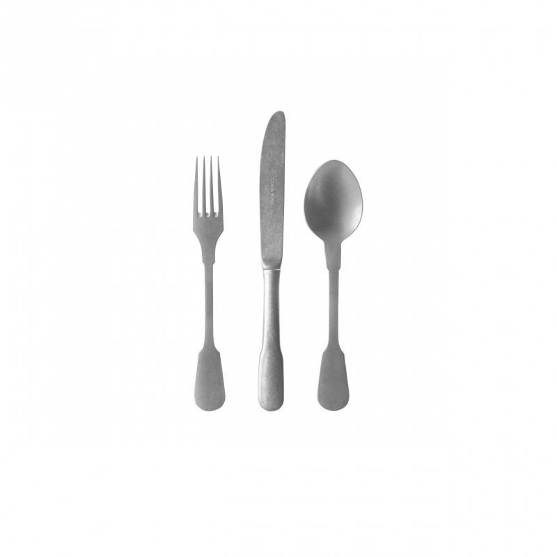 SAGA FLATWARE 126 PCS - MATE
