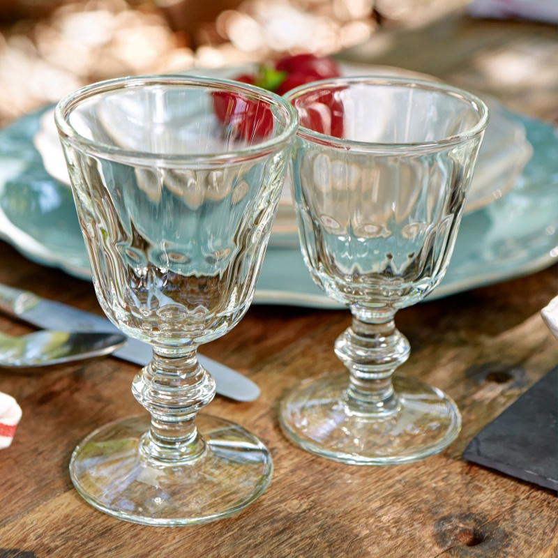 RUSTIC WATER GLASS 180 ML