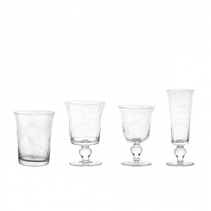 ESPIRAL WATER GLASS 13 OZ