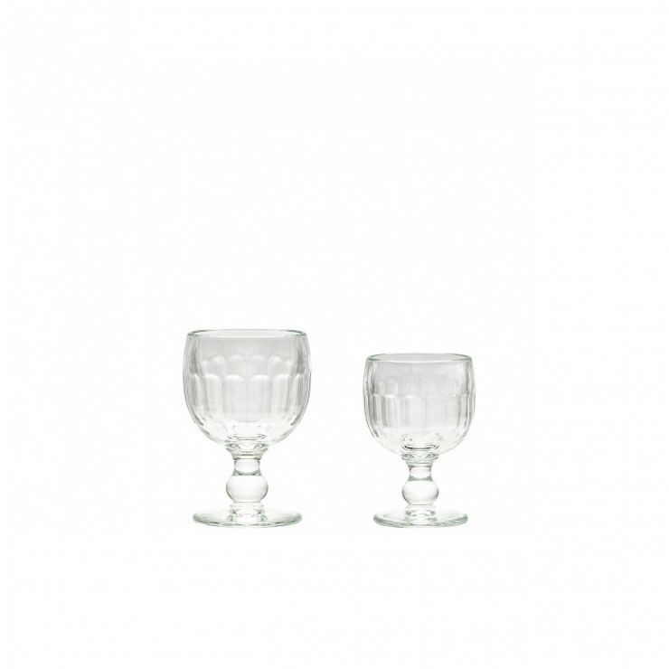 RETRO WATER GLASS 250 ML