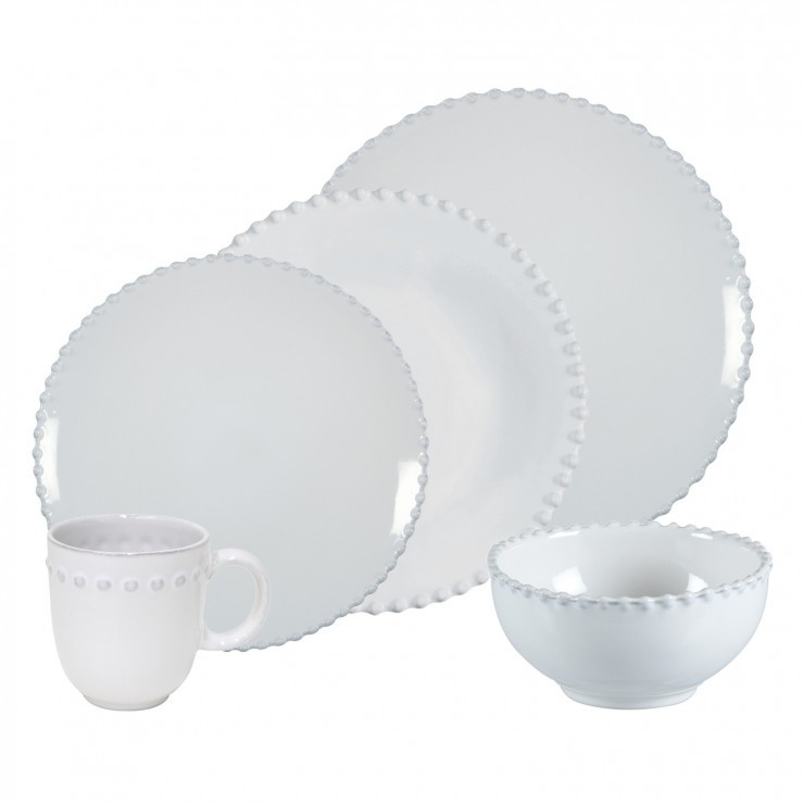 PEARL 30-PIECE DINNERWARE SET