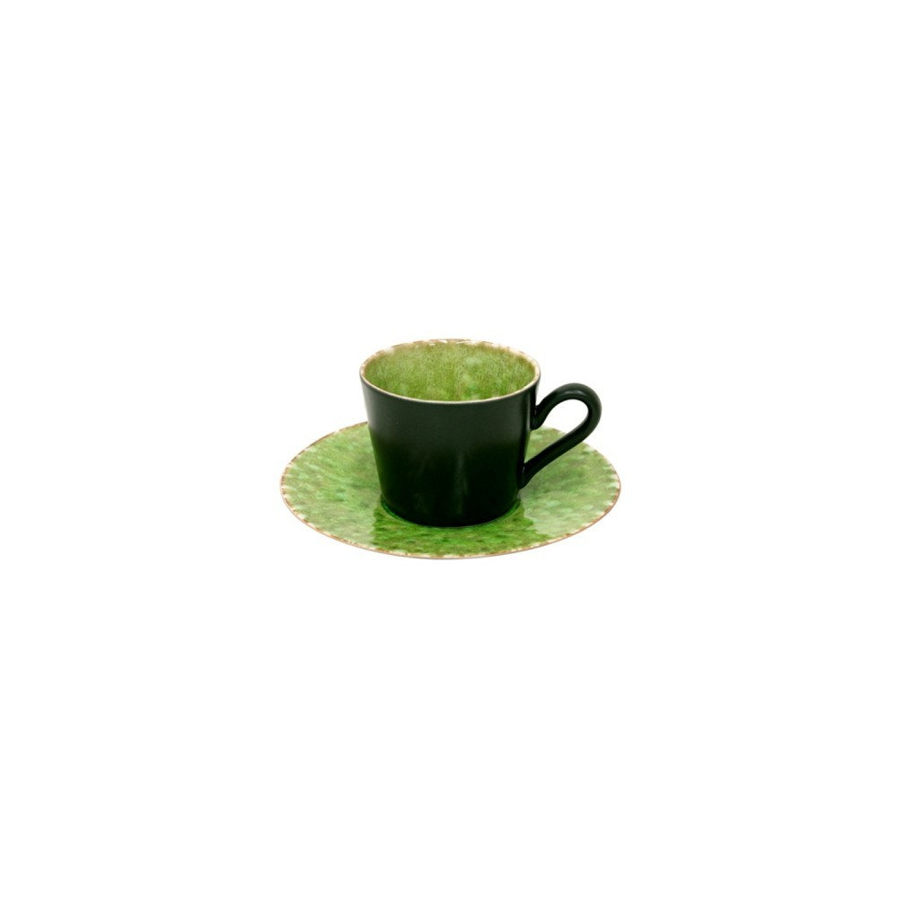 TEA CUP AND SAUCER 6 OZ. RIVIERA