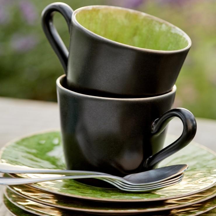 RIVIERA TEA CUP & SAUCER