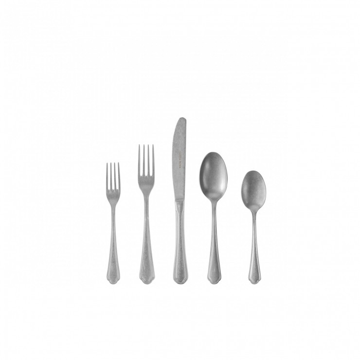 LAGO FLATWARE 20 PCS - MATE