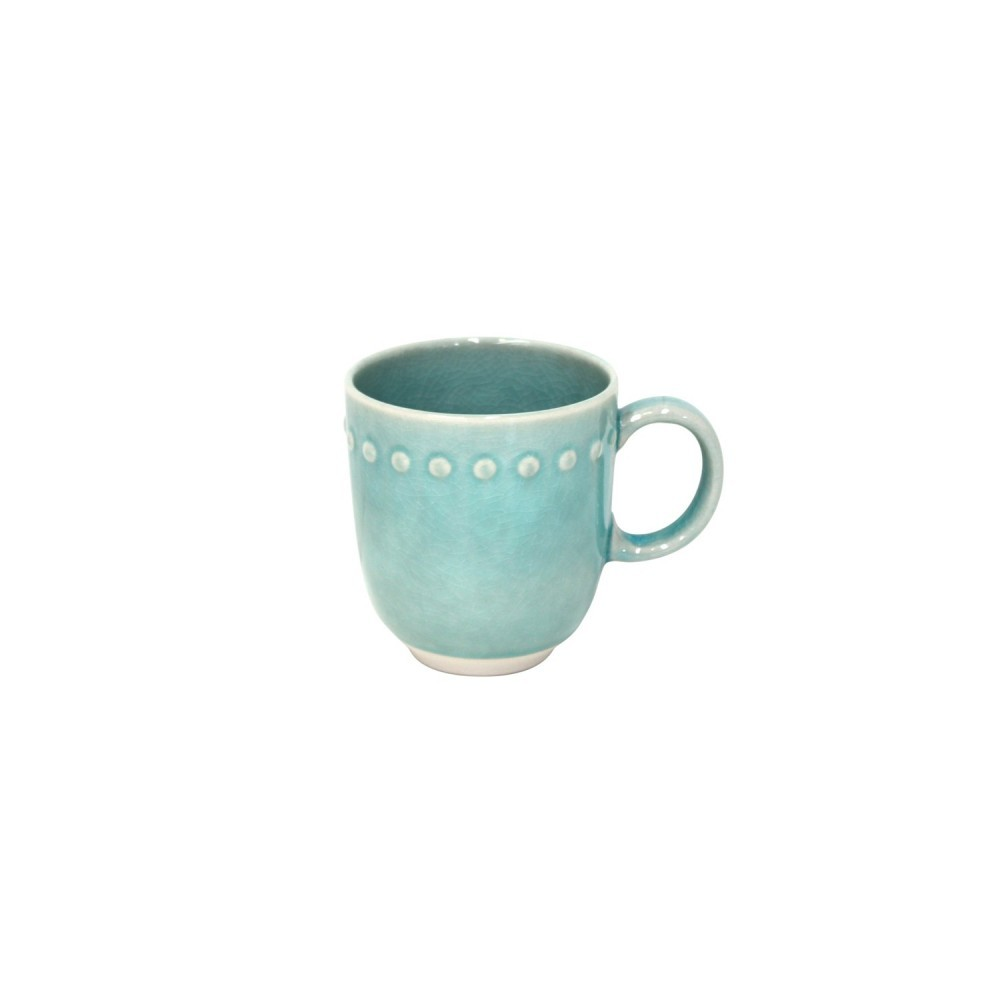 PEARL AQUA SET 4 MUGS