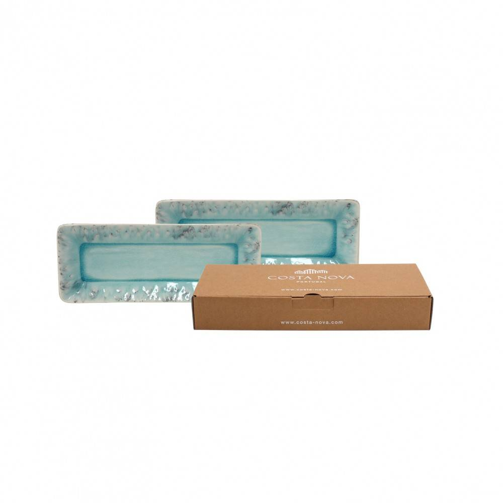 MADEIRA 2 RECTANGULAR TRAYS GIFT BOX