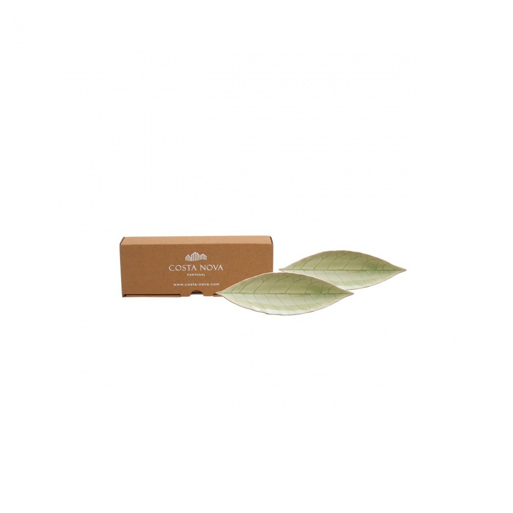 RIVIERA 2 LAUREL LEAF GIFT BOX