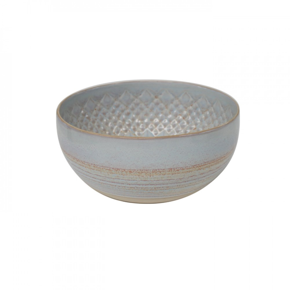 CRISTAL NACAR SERVING BOWL SMALL