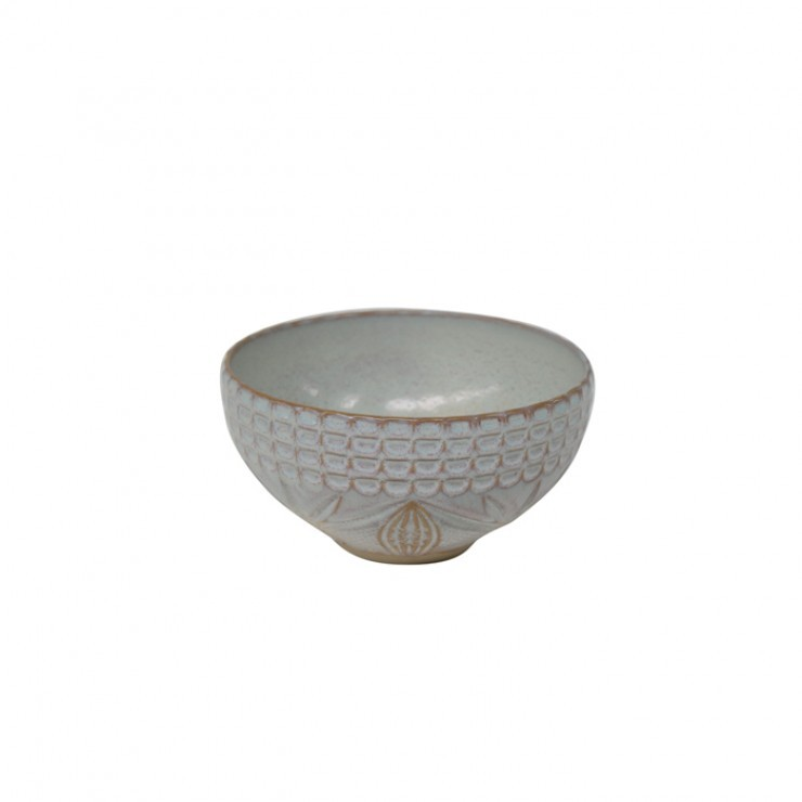 CRISTAL NACAR SOUP/CEREAL BOWL