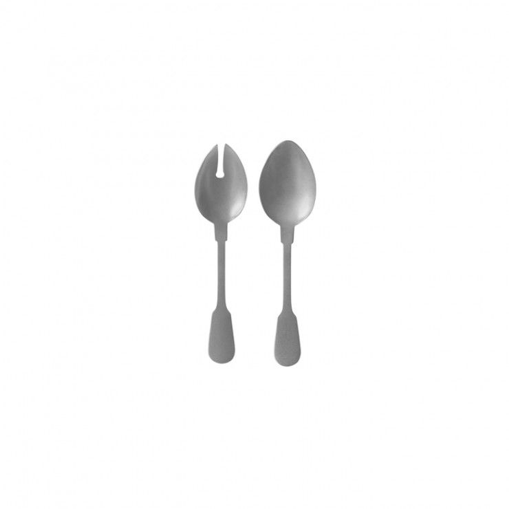 SAGA FLATWARE SALAD SERVING SET 2 PCS.