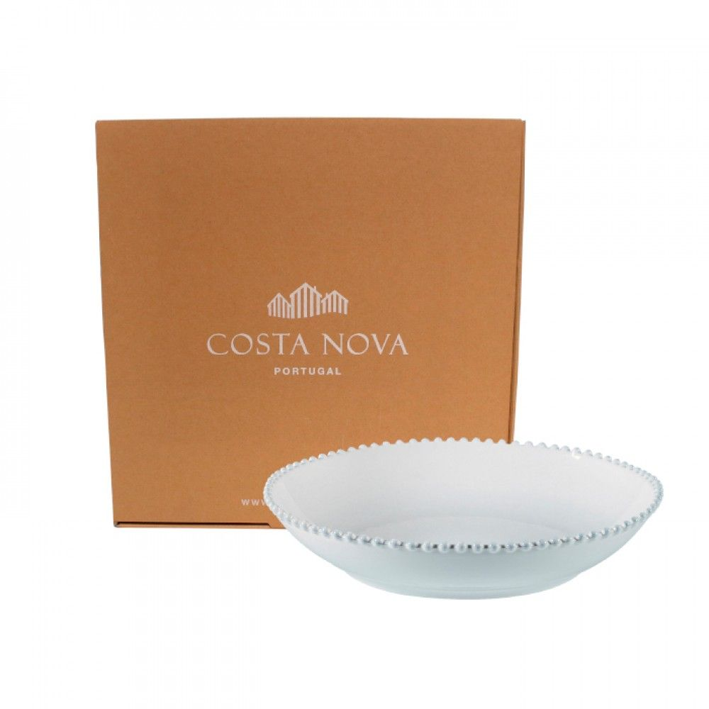 GIFT PASTA/SERVING BOWL PEARL