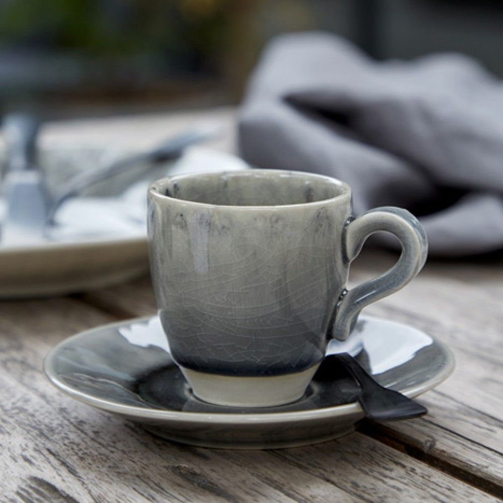 MADEIRA COFFEE CUP & SAUCER