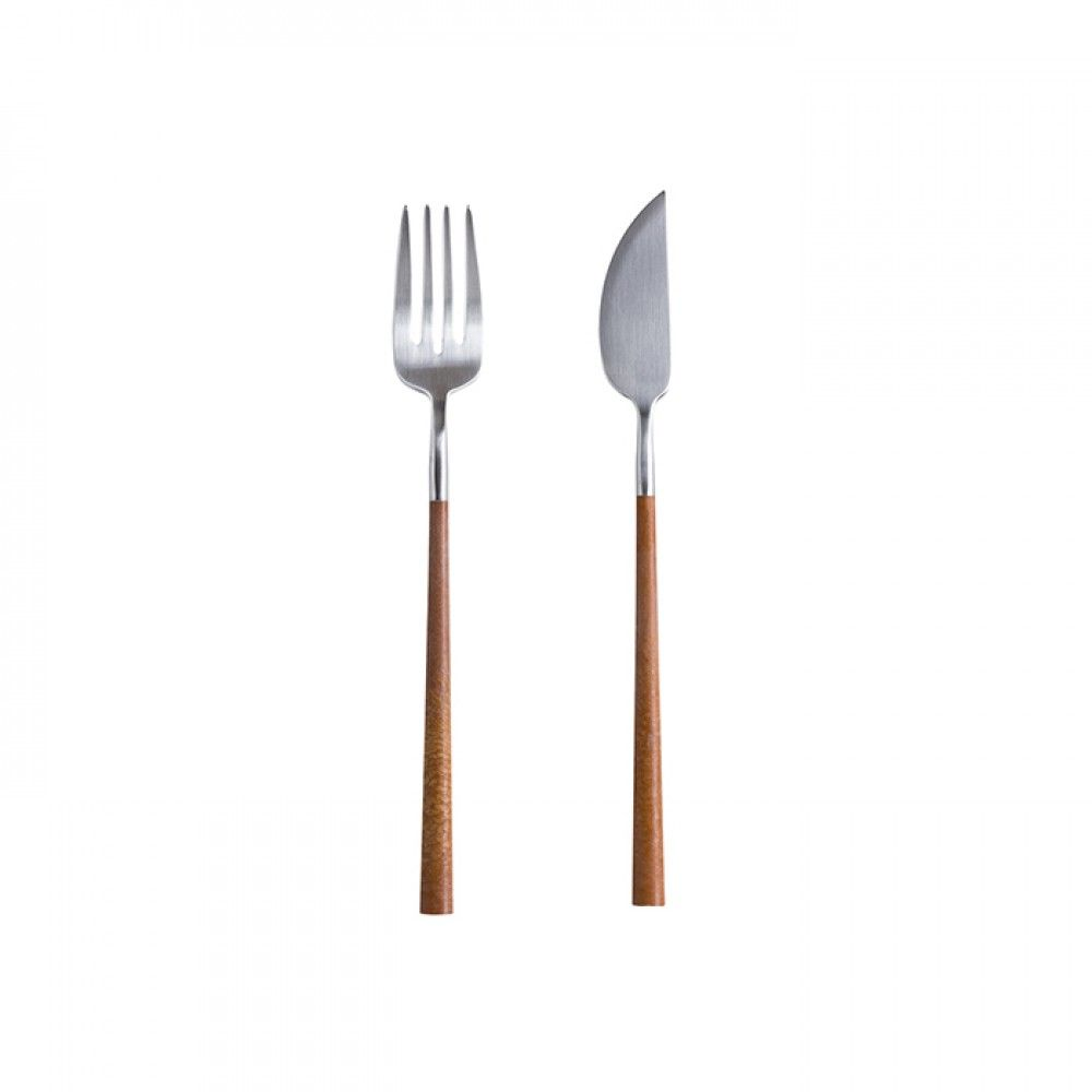 MITO FLATWARE FISH SET 12 PCS.