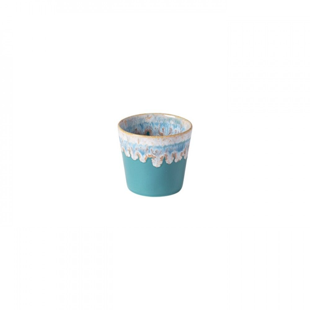 LUNGO CUP 7oz. TURQUOISE - GRESPRESSO