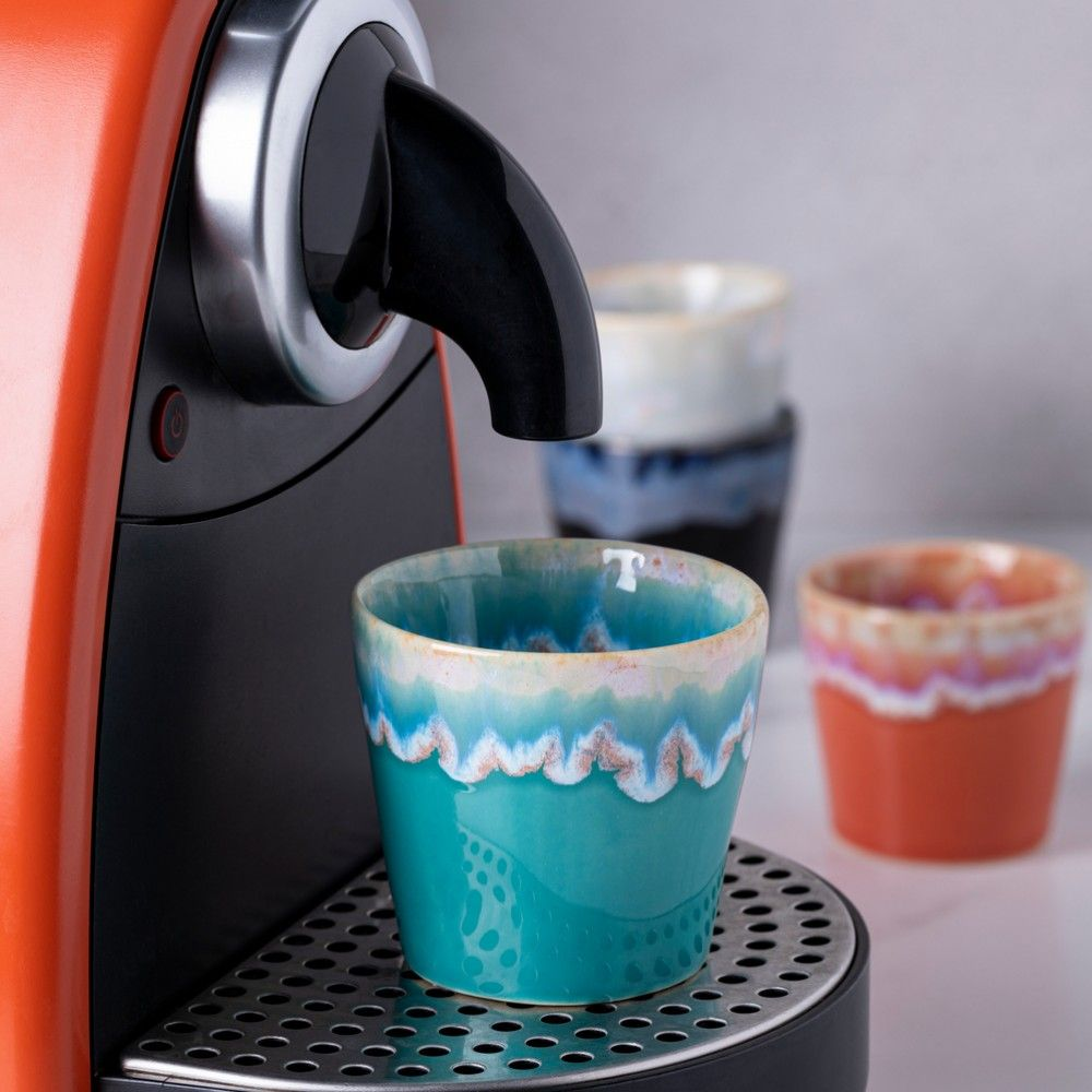 LUNGO CUP 7oz. SUNSET RED - GRESPRESSO