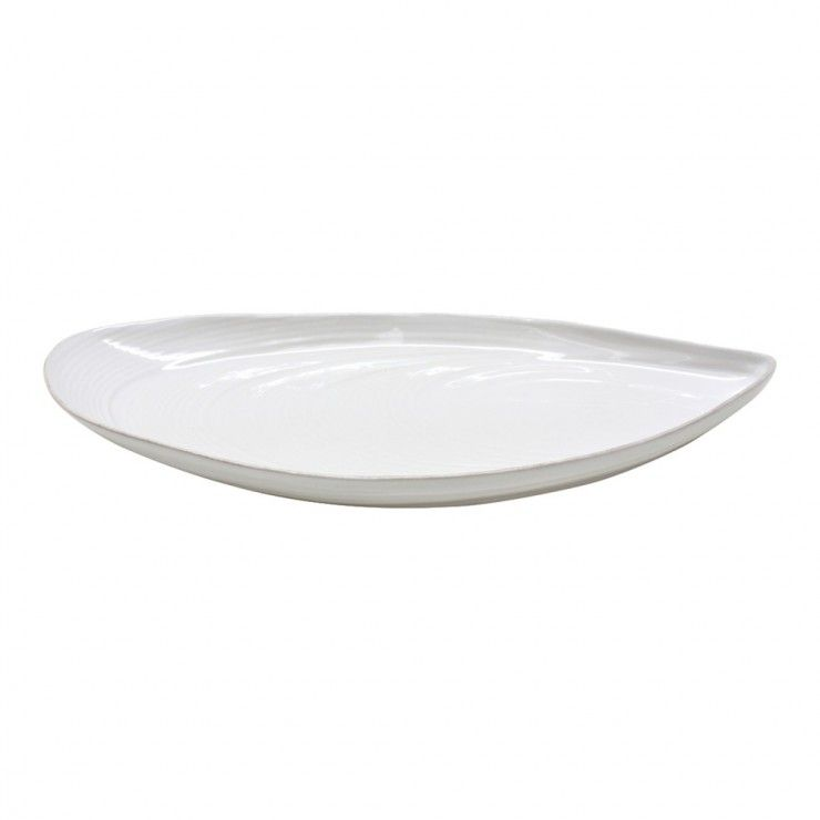 "APARTE 17 3/4"" OVAL PLATTER"