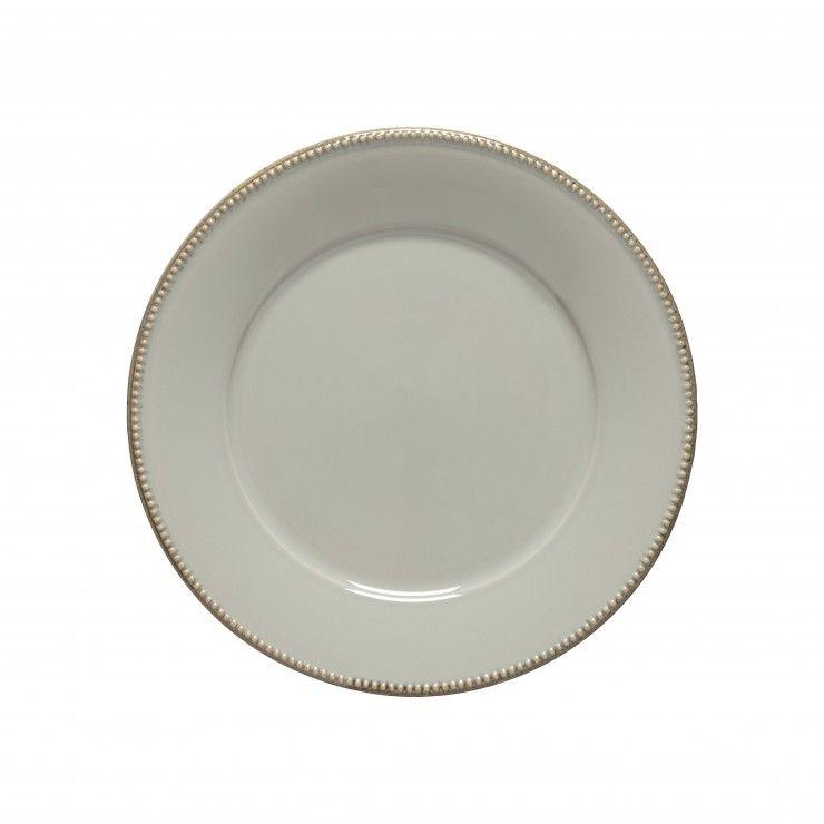 """LUZIA ROUND DINNER PLATE 11"""""""