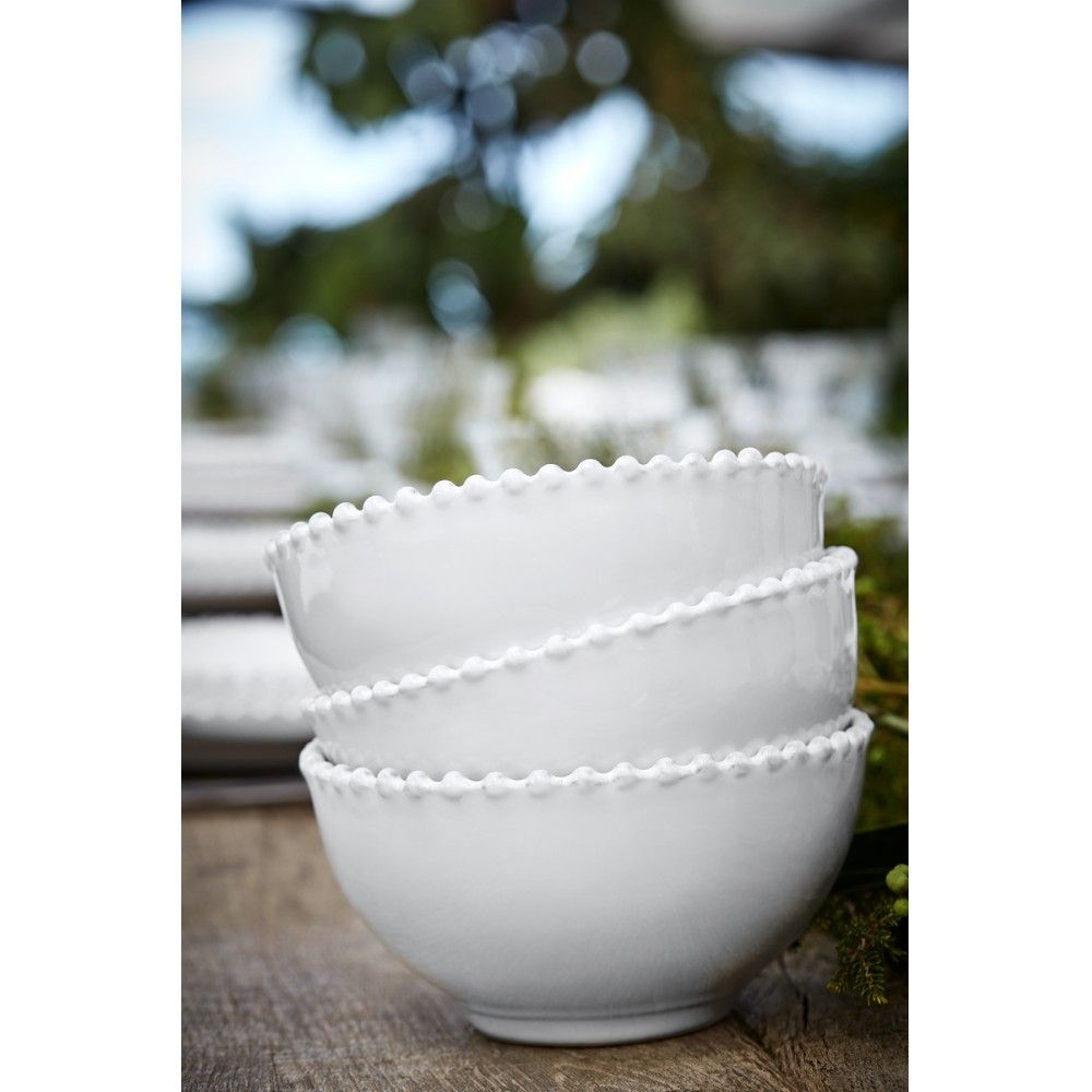 5 PIECE PLACE SETTING  PEARL