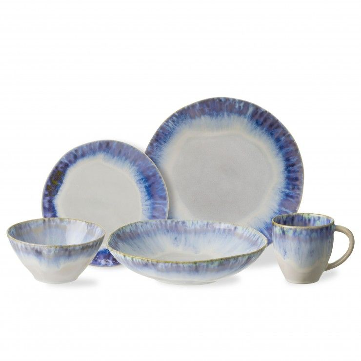 5 PIECE PLACE SETTING BRISA