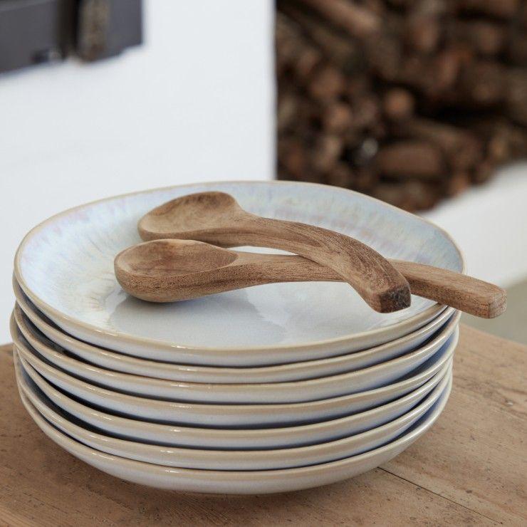"DINNER PLATE 11"" BRISA"
