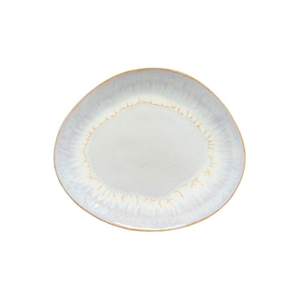 """OVAL DINNER PLATE/PLATTER 11"""" BRISA"""