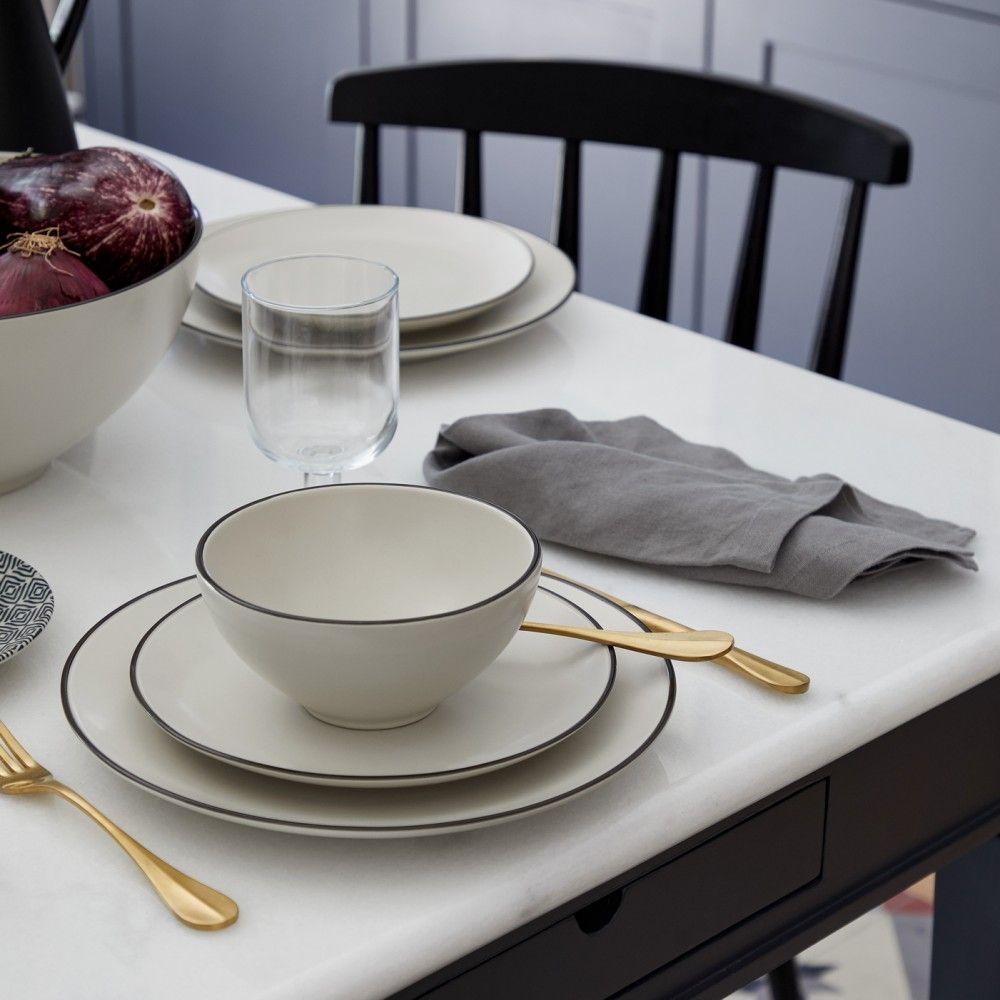 """DINNER PLATE 11"""" AUGUSTA"""