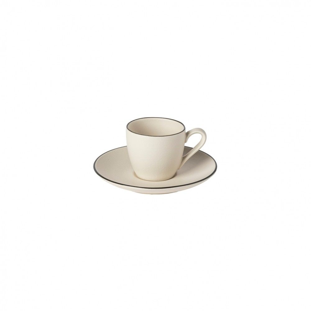 COFFEE CUP AND SAUCER 3 OZ. AUGUSTA
