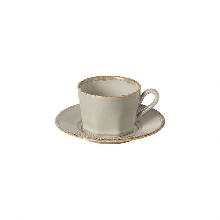 Tasse à thé et soucoupe LUZIA