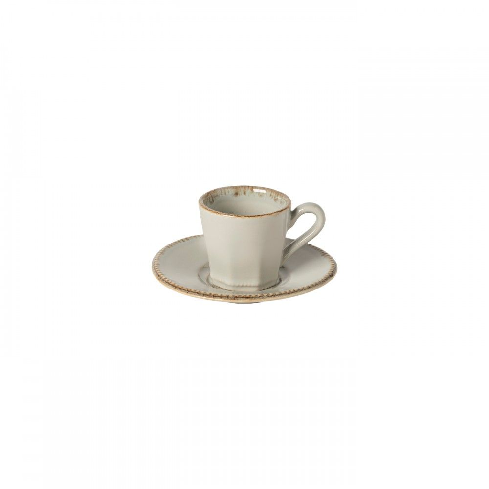 COFFEE CUP AND SAUCER 5 OZ. LUZIA