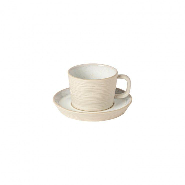 Tasse à thé et soucoupe NÓTOS