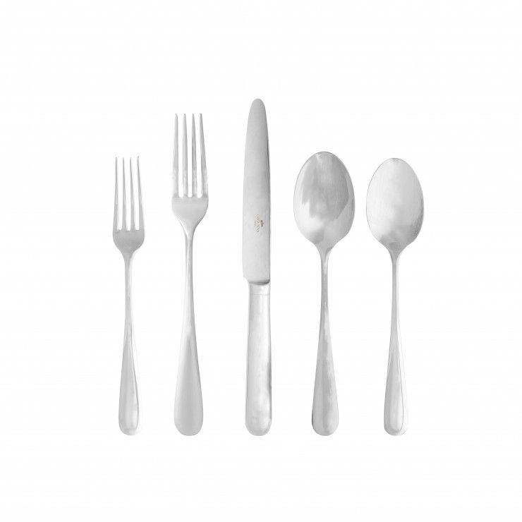 LUMI FLATWARE SET 20 PCS. - POLISHED