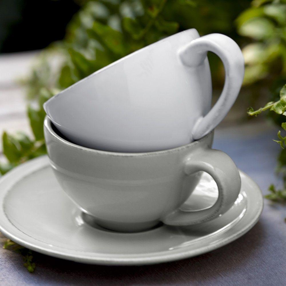 TEA CUP AND SAUCER 9 OZ. FRISO