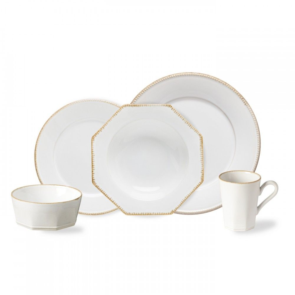 5 PIECE PLACE SETTING LUZIA
