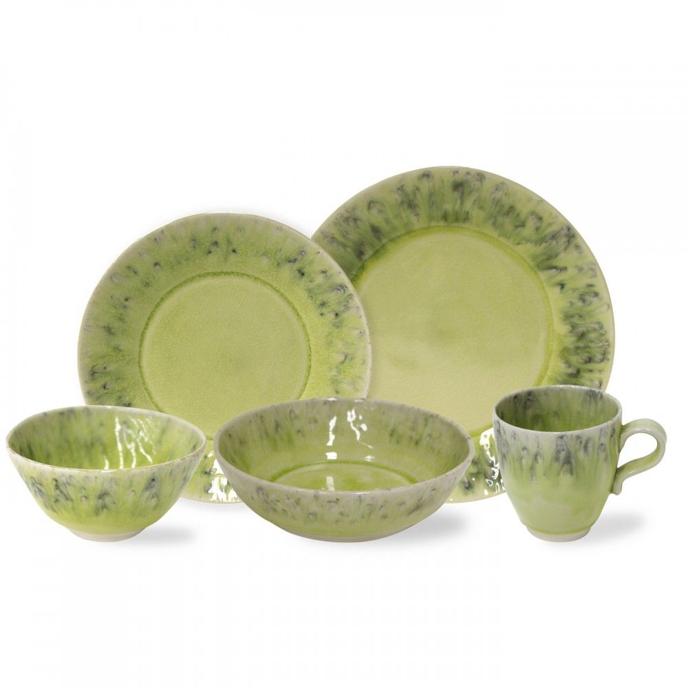 5 PIECE PLACE SETTING MADEIRA